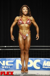 Hilda Pastoriza - 2012 NPC Nationals - Figure B