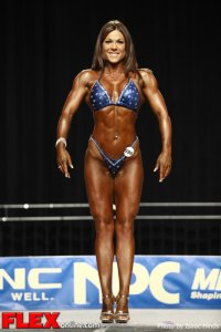 Lacy Smith - 2012 NPC Nationals - Figure B