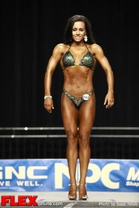 Brooke Merritt - 2012 NPC Nationals - Figure B