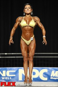 Victoria Flores - 2012 NPC Nationals - Figure B