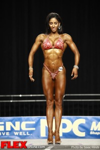 Tamara Sedlack - 2012 NPC Nationals - Figure C