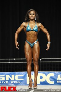 Chioma Uwasomba - 2012 NPC Nationals - Figure C