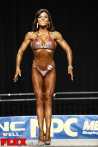 Stacy Charles - 2012 NPC Nationals - Figure C