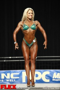 Amy Ramage - 2012 NPC Nationals - Figure C