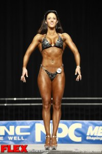 Kimberly Elizabeth - 2012 NPC Nationals - Figure C