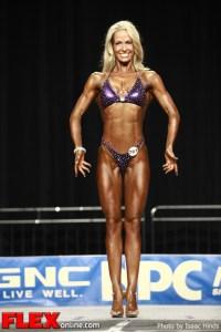 Michelle Brown - 2012 Nationals - Figure D