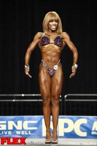 Lisa Tanker - 2012 Nationals - Figure D