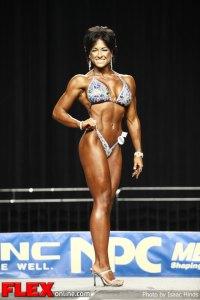Donna Maria Alexander - 2012 Nationals - Figure D