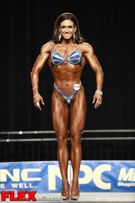 Vanessa Naesheim - 2012 Nationals - Figure D