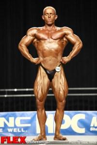 Craig Hall - 2012 NPC Nationals - Men's Lightweight