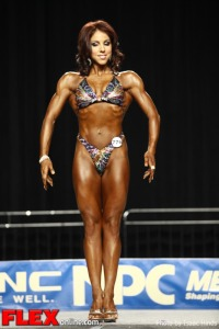 Cristen Autry - 2012 Nationals - Figure D