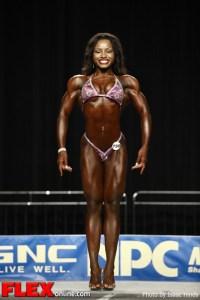 Cydney Gillon - 2012 Nationals - Figure D
