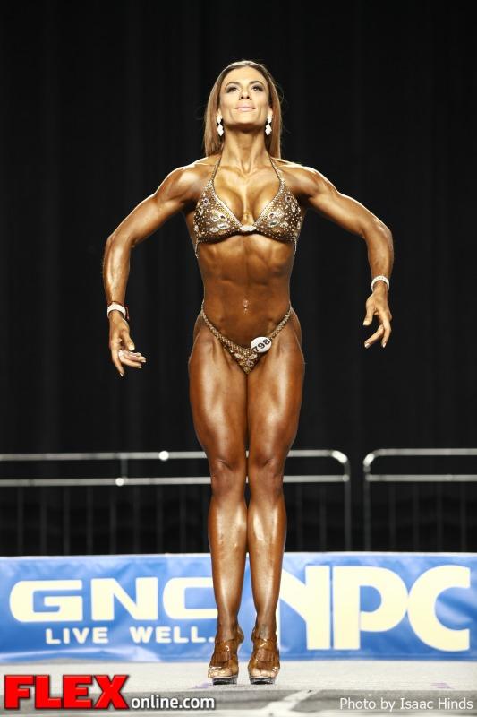 Annette Mendez -  2012 NPC Nationals - Figure E