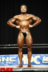 Clarence Tyler - 2012 NPC Nationals - Men's Welterweight