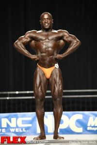 Tim Ward - 2012 NPC Nationals - Men's Welterweight
