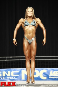 Brittany Murchie - 2012 NPC Nationals - Figure F