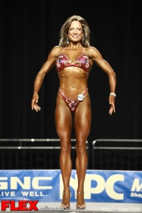 Debbie Westby - 2012 NPC Nationals - Figure F