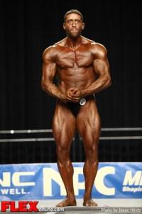 Chad Frenzel - 2012 NPC Nationals - Men's Welterweight