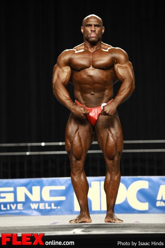Brad Davis - 2012 NPC Nationals - Men's Light Heavyweight