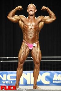 Derrick Leslie - 2012 NPC Nationals - Men's Light Heavyweight