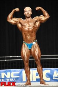 Dominic Semenza - 2012 NPC Nationals - Men's Light Heavyweight