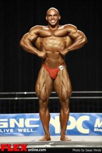 Alexis Rivera Rolon - 2012 NPC Nationals - Men's Heavyweight