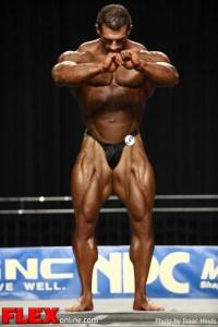 Brian Yersky - 2012 NPC Nationals - Men's Super Heavyweight