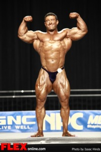 Blair Mone - 2012 NPC Nationals - Men's Super Heavyweight