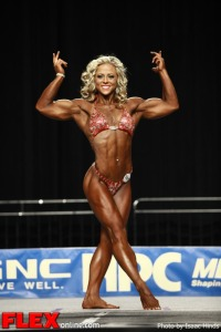 Danielle Reardon - 2012 NPC Nationals - Women's Physique A