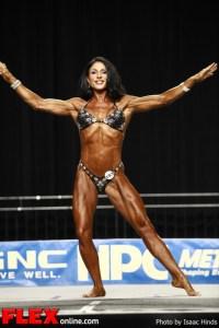 Fern Assard - 2012 NPC Nationals - Women's Physique B
