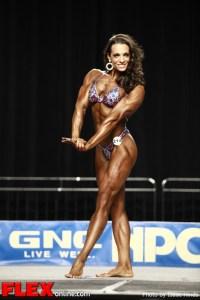 Toni West - 2012 NPC Nationals - Women's Physique C