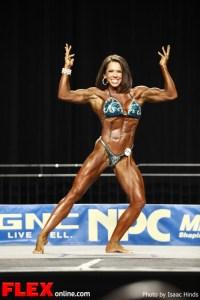 Kendel Dolen - 2012 NPC Nationals - Women's Physique C