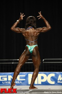 Alisa Allen - 2012 NPC Nationals - Women's Physique C