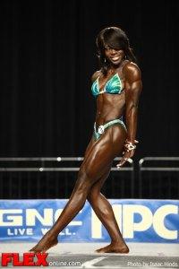 Alisa Allen - 2012 NPC Nationals - Women's Physique C