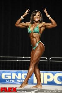 Alicia King - 2012 NPC Nationals - Women's Physique C
