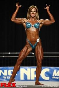 Jamie Nicole Pinder - 2012 NPC Nationals - Women's Physique C