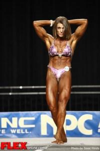 Tracy Weller - 2012 NPC Nationals - Women's Physique C