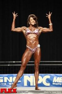 Brienne Eubanks - 2012 NPC Nationals - Women's Physique D