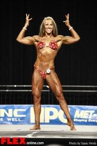Alisa Alday - 2012 NPC Nationals - Women's Physique D