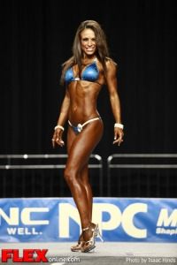 Joanne Holden - 2012 NPC Nationals - Bikini A