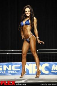 Deborah Goodman - 2012 NPC Nationals - Bikini B