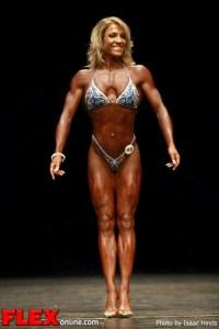 Krista Dunn - 2012 Miami Pro - Figure
