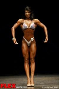 Candice Lewis - 2012 Miami Pro - Figure