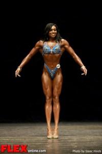Kamla Macko - 2012 Miami Pro - Figure