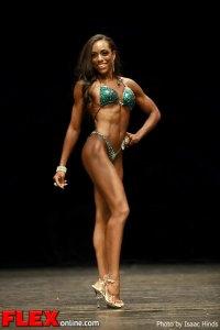 Satrice Rigsby - 2012 Miami Pro - Figure