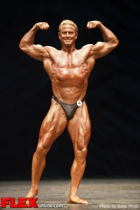 Lee Apperson - 2012 Master's Olympia