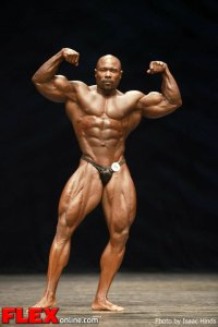 Lee Banks - 2012 Master's Olympia