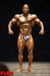 Darrem Charles - 2012 Master's Olympia