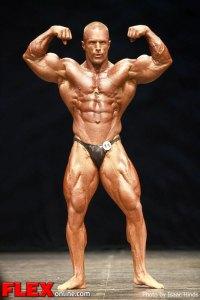 Constantinos Demetriou - 2012 Master's Olympia