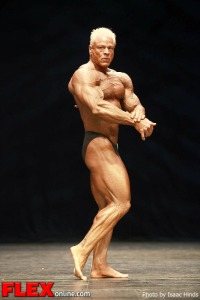 James Hampton - 2012 Masters Olympia
